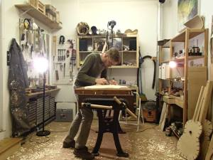 michael-sankey-working-in-shop